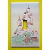 Princess Castle Single Switch Plate switchplate #2