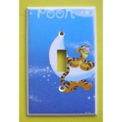 Winnie the Pooh TIGGER Single Switch Plate switchplate