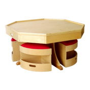 AW Table with Seating