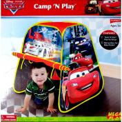 Disney Pixar Cars Camp 'N Play Tent