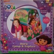 """Dora The Explorer """"Camp & Explorer"""" Tent"""