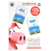 WordWorld Rhyming Word Cards and Matching Game