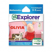 LeapFrog Explorer Learning Game - Olivia