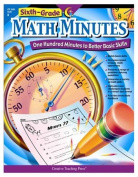 CTP Math Minutes Grade 6