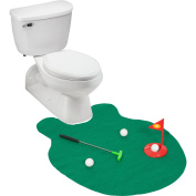 Toilet Golf - Putter Practise in the Bathroom Toy