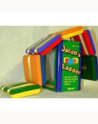 Coloured Jacobs Ladder by Toysmith