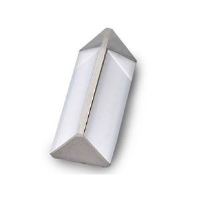 Equilateral Glass Prism 100 Length x 25mm Face Size