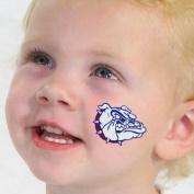 NCAA Gonzaga Bulldogs 4-Pack Waterless Temporary Tattoos