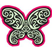 Temporary Earrings by bINK'd GLITTER Butterfly Combo - Glitter & Glow in Dark