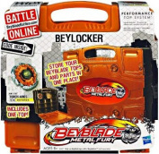 Beyblades ORANGE BeyLocker Includes Torch Aries!
