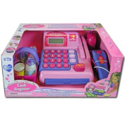 Cash Register & Accessories Toy For Girls