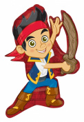 Mayflower Distributing Disney Jake and the Never Land Pirates Jumbo Foil Balloon