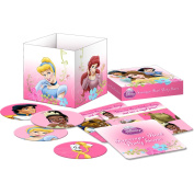 Hallmark Disney Fanciful Princess Scavenger Hunt Party Game