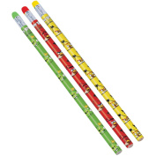 Angry Birds Pencils (12) Party Accessory