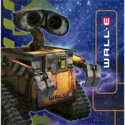 WALL-E Lunch Napkins 16ct