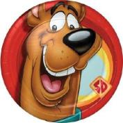 Scooby Doo Close-ups Dinner Plates