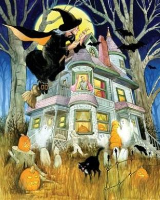 All Hallows Eve Jigsaw Puzzle 1000 Piece