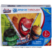 Mega Bloks Breakthrough 3D Marvel Heroes Puzzle