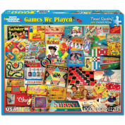 Jigsaw Puzzle 1000 Pieces 60cm x 80cm -Games We Played
