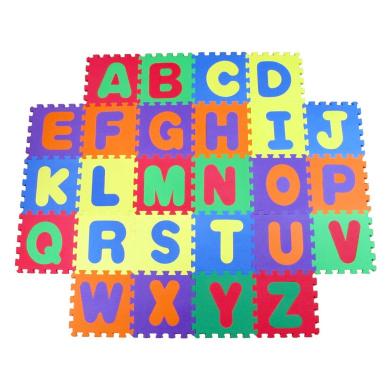 Highest Quality Alphabet Letters Educational Foam Puzzle