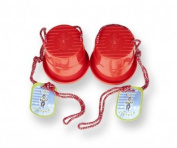 Red EZ Steppers