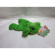 Bean Sprout PRINCE Frog 18cm Beanie Baby