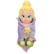 Disney's Babies Tinker Bell Plush Baby Doll Blanket Toy