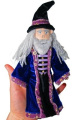 The Puppet Company Finger Puppets Wizard