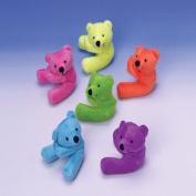 US Toy Company SB420 Clip On Bears
