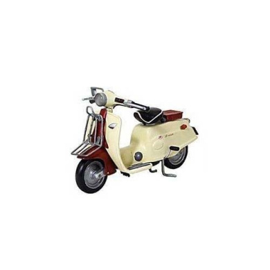 Classic 50cc Scooter Collection 1:18 Scale - 1961 Rabbit Scarlet
