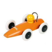BRIO CLASSIC RACE CAR 30077 ORANGE