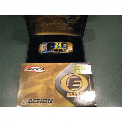 Jeff Gordon #24 Dupont Pepsi Billion Dollar Challenge 2003 Monte Carlo Hood Trunk Opens 1/64 Scale Car Action Racing Collectables RCCA Elite Limited Production Individually Serialised