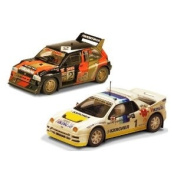 Scalextric 1:32 Classic Rallycross Champions Limited Edition - C3267A - Weathered