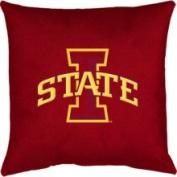 Sports Coverage 04JRLKR4IAS1818 Iowa State Cyclones Locker Room Pillow