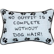 Manual Woodworkers No Outfit Dog Hair Word Pillow TWNOID