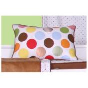 Bacati Baby & Me Dec Pillow