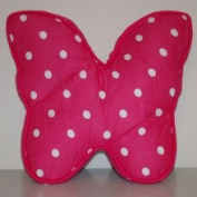Greenland Home Fashions Papillon Polka Dot Throw Pillow