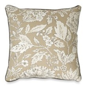 Rose Tree Linens Madison 45.7cm Square Pillow