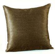 Jovi Home Textured Cushion in Brown