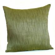 Jovi Home Textured Cushion in Green
