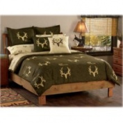 Bone Collector Bedding Collection - Brown