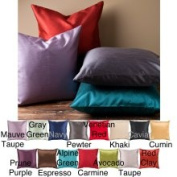 Chic 55.9cm Square Decorative Down Pillow