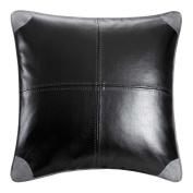 Woolrich Williamsport Square Pillow - Black -