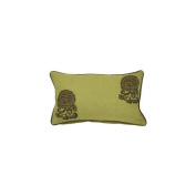 Surya P0111-1320P 13 in. x 20 in. Poly-Filler Decorative Pillow - Green