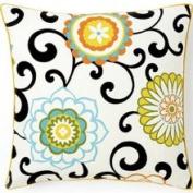 Jiti Pillows 'Ply Confetti' 50.8cm Square Cotton Decorative Pillow