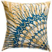 Koko Company 91938 Water Print Decorative Pillow