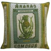 Koko Company 91800 Botanica Ananas Comsus Decorative Pillow