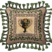 Fine Art Tapestries Frutti d'Estate Tapestry / Woven Throw Pillow