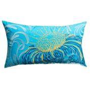 Koko Company 91936 Water Print Decorative Pillow
