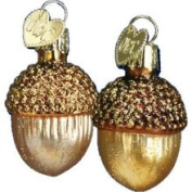 Old World Christmas Small Acorn Ornament